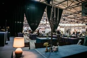 Figaro EXPO Catering запрошує Вас відвідати комфортні ресторани і кафе в павільйонах МВЦ