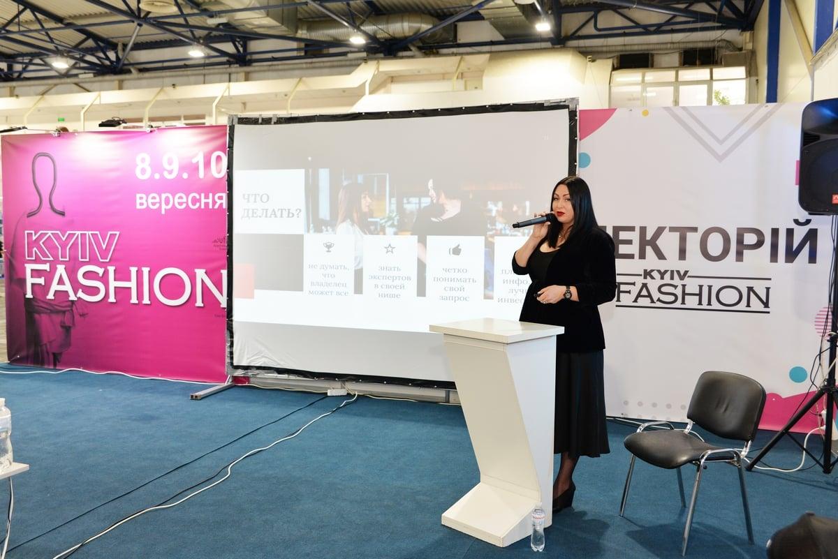 Kyiv Fashion educates!
