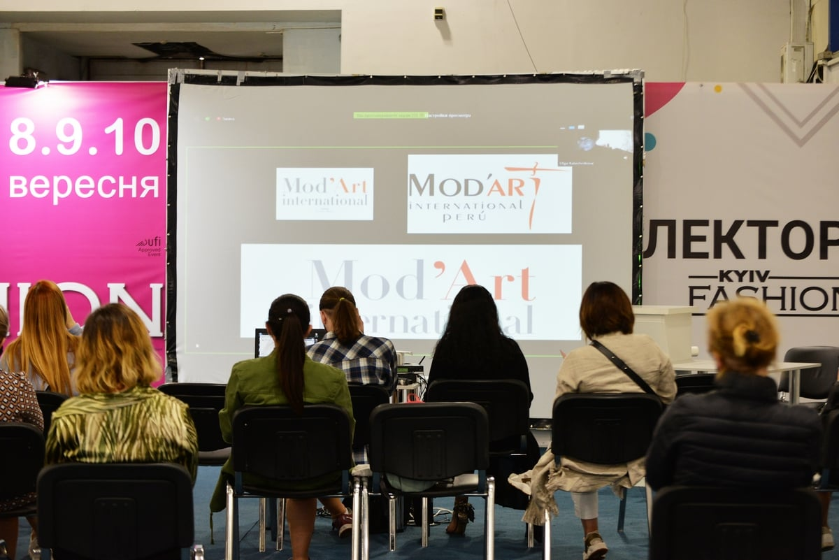 Olha Kalashnykova held a mini series of online lectures at the educational platform of the festival of vogue Kyiv Fashion 2020