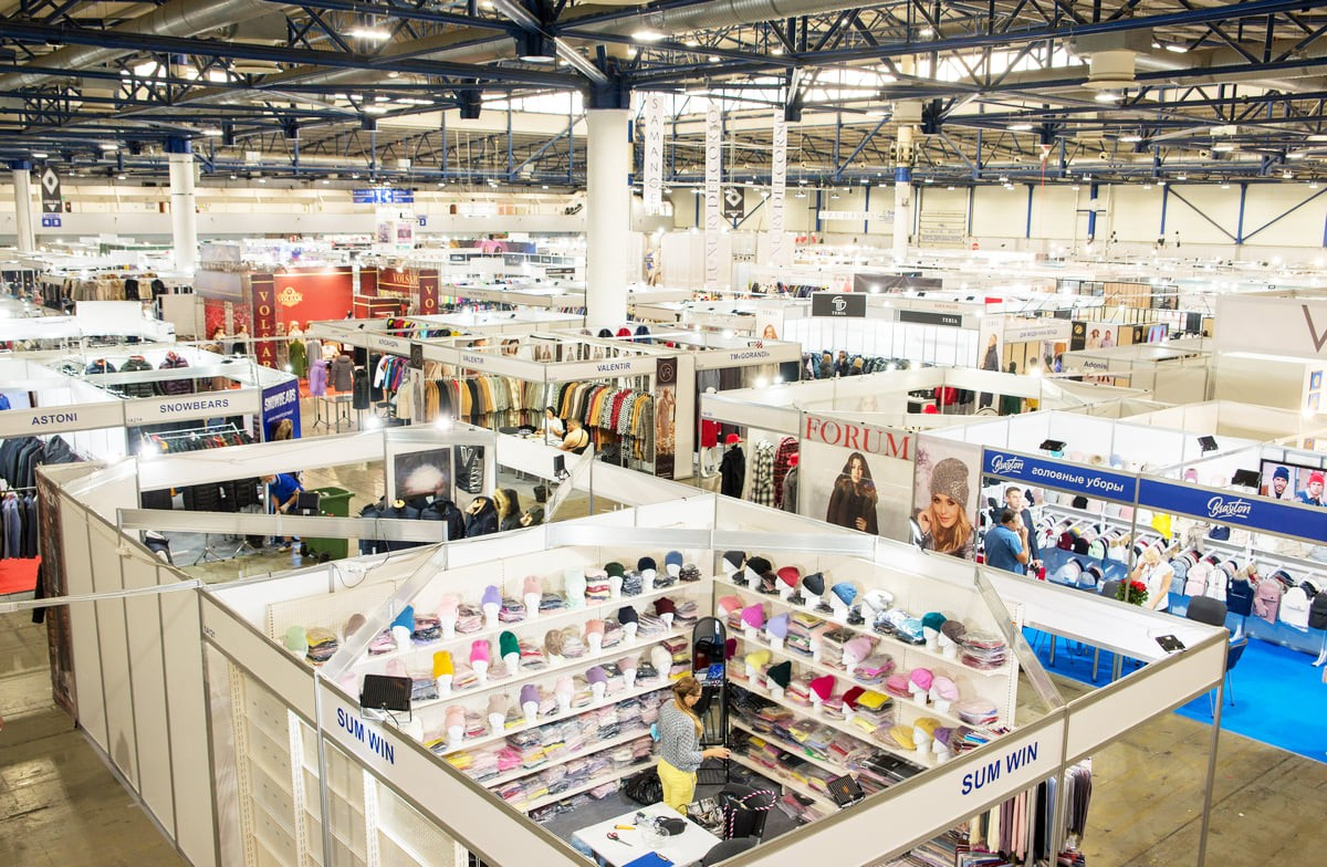 Congratulations to our exhibitors and visitors on the opening of a long-anticipated Kyiv Fashion 2020!
