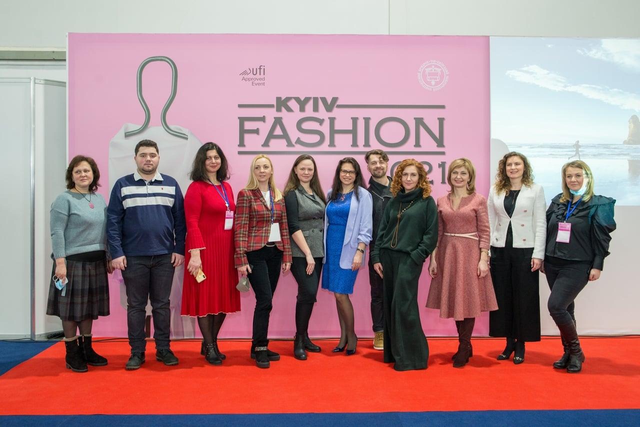 Брифінг від Асоціації «Укрлегпром» на Kyiv Fashion 2021!