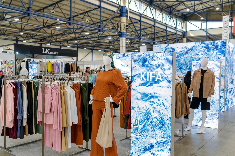 Виставка Kyiv Fashion розпочала свою роботу
